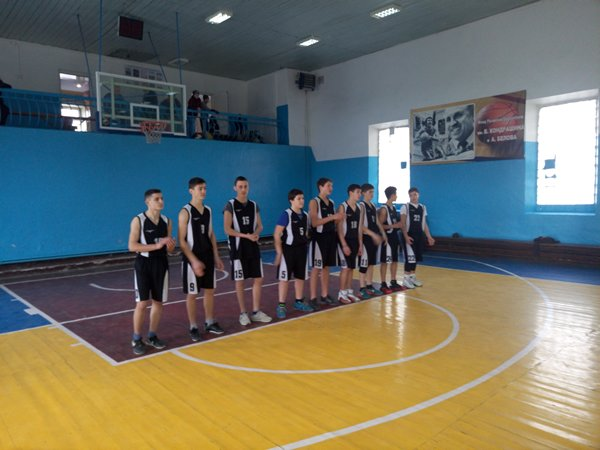 4.02.2017 турнир по баскетболу в Чадыр-Лунге