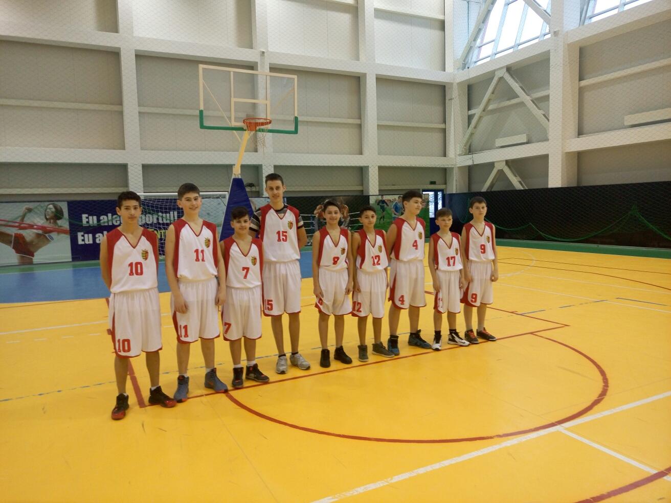 (Русский) 08-12 марта 2017 года первый этап Чемпионата Р.Молдова по баскетболу