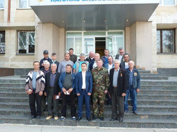 (Русский) Встреча с участниками ликвидации последствий аварии на Чернобыльской АЭС