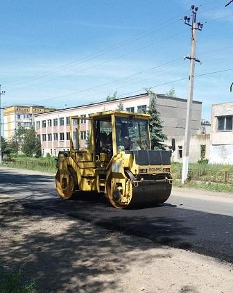 Долгожданный СТАРТ ремонту дорог!