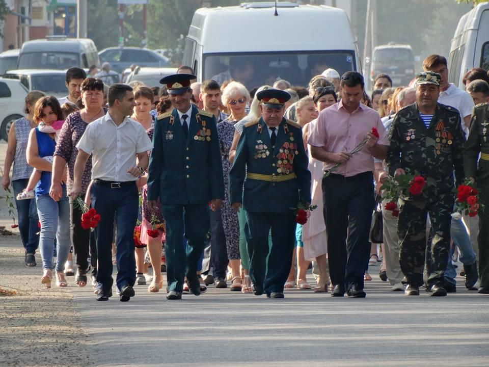 24 августа день освобождения Молдовы от фашизма в 1944 году