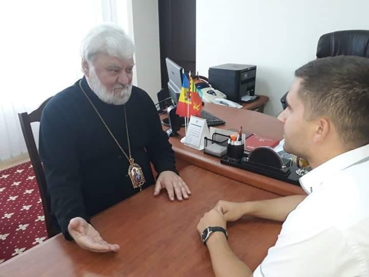 9 сентября 2018 в г. Басарабяска пройдет празднование 20 летия Кагульской и комратской епархии.