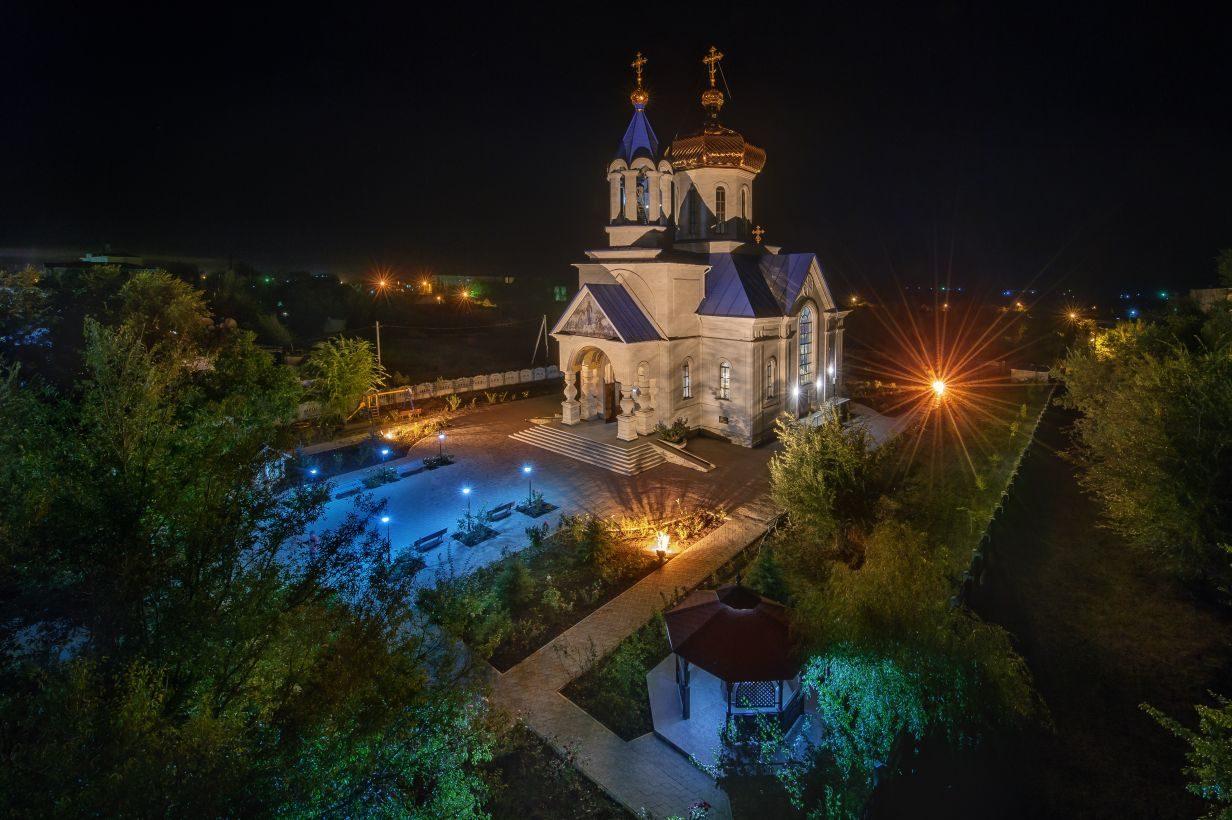 Объявление. 9 сентября 2018 – празднование 20-летия Кагульско-Комратской епархии