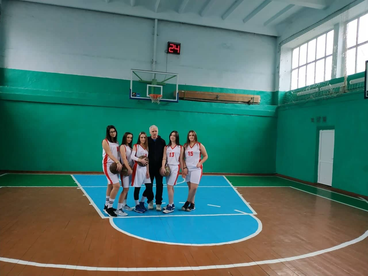 Второй круг Чемпионата Р.Молдова по баскетболу 02 марта г. Басарабяска