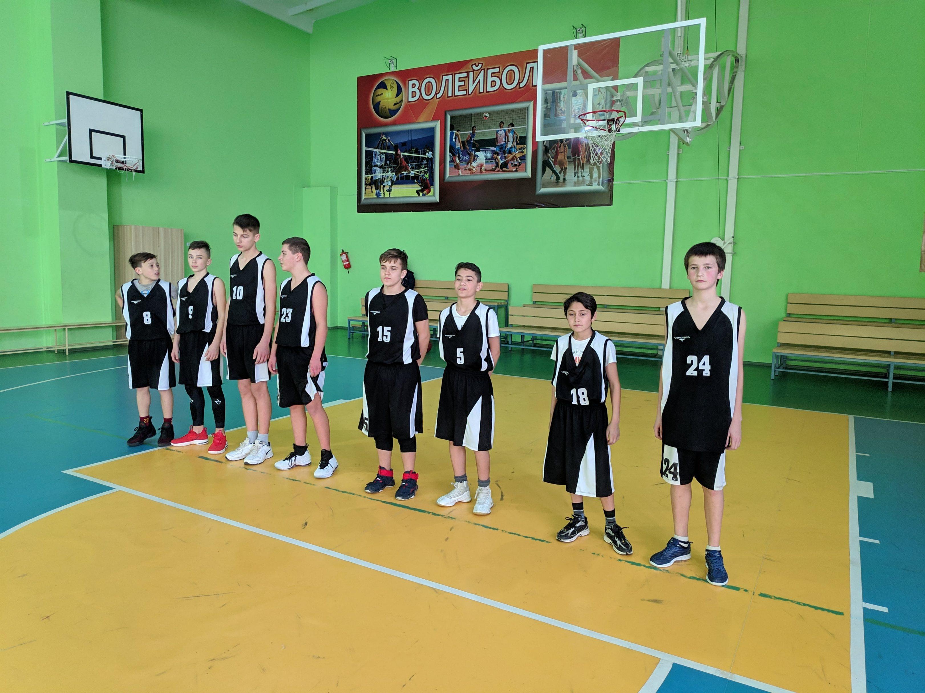 Турнир по баскетболу 02 марта 2019 года в г.Тирасполь