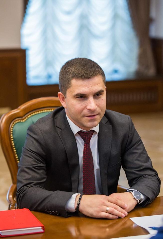 Актуальное интервью председателя района Басарабяска  Петра Пушкарь