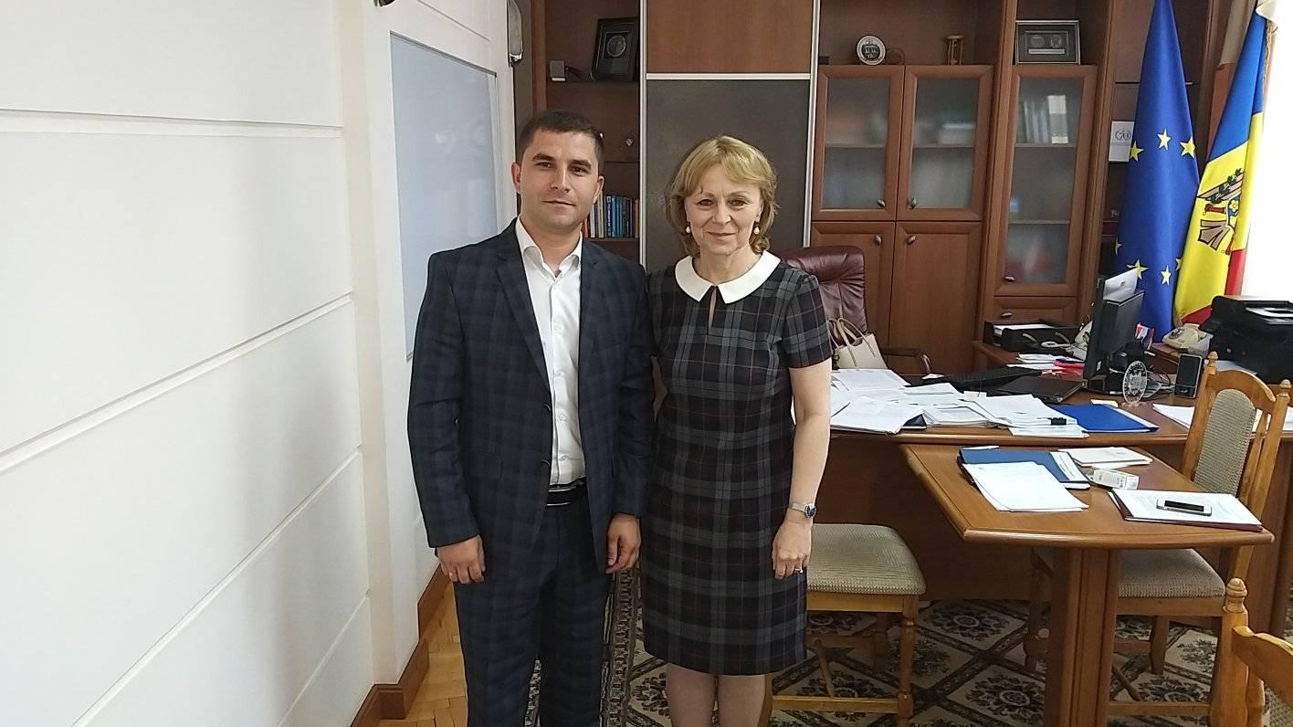 Встреча с министром здравоохранения, 26.06.2019