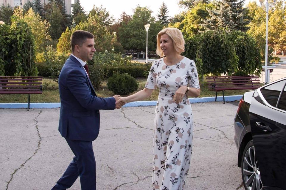 С победой в выборах Башкана Гагаузии !