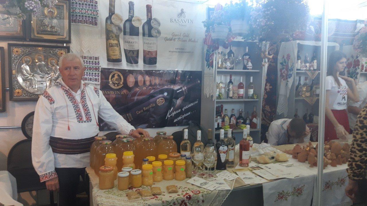 Участие в Курской Коренской ярмарке-2019