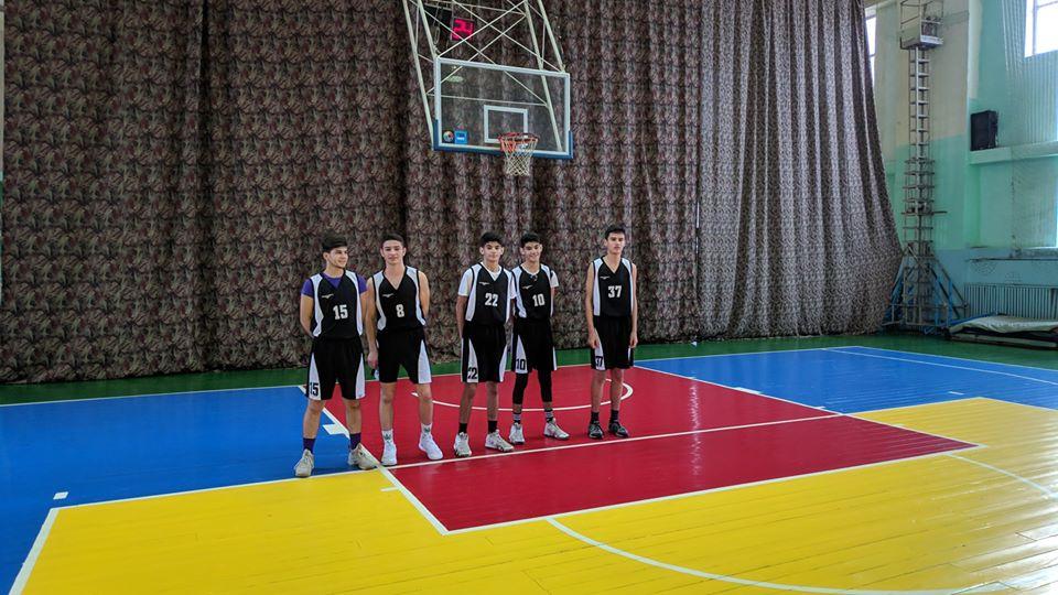 Полуфинал по Чемпионата РМ по баскетболу 28-31 января 2020