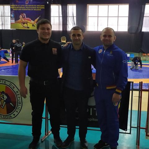 Международный турнир по вольной борьбе 22-23.02.2020, Кишинёв