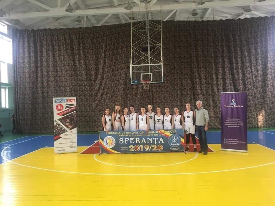 Финал Чемпионата Р.Молдова по баскетболу 17-21.02.2020