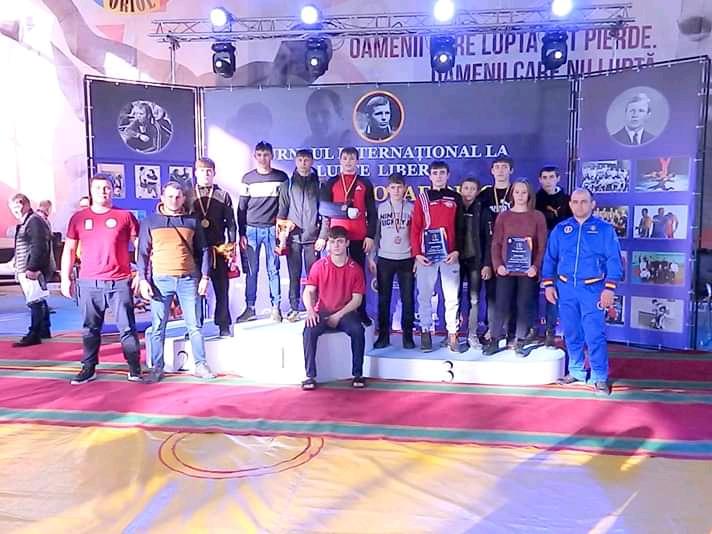 Международный турнир по вольной борьбе 06-08.02.2020