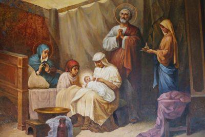 С праздником  Рождества Пресвятой Богородицы!!