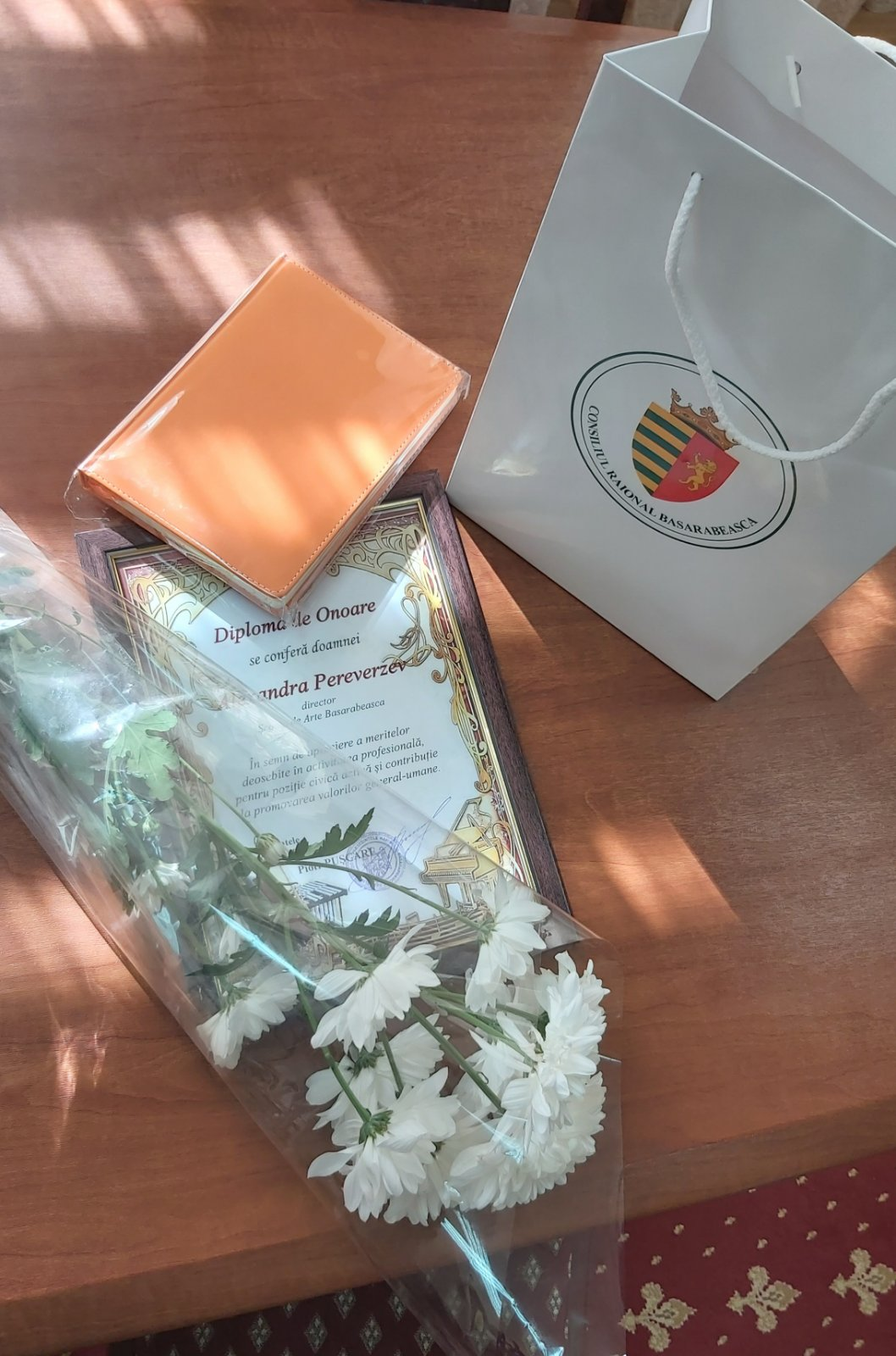 День учителя в районе Басарабяска