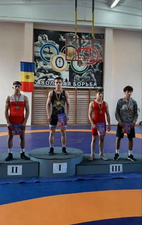 Чемпионат Р.Молдова по вольной борьбе